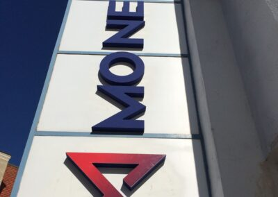 3D logo MONETA
